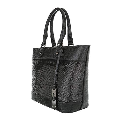 Ital Noir Pour Sac L'épaule Femme À design Porter FcwZy0rFq
