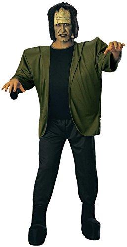 Universal Studios Monsters Frankenstein Adult Costume - Standard One-Size -