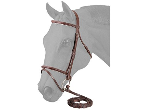 Flash Noseband Bridle - 3
