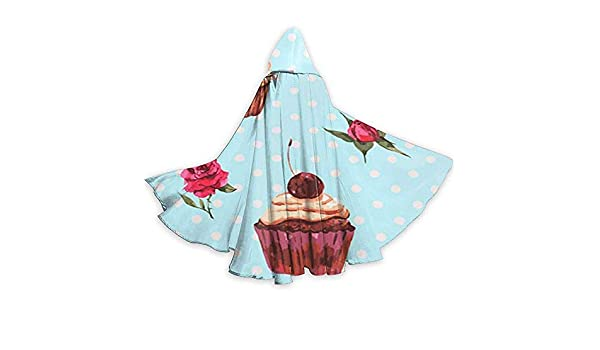 Mitta Yane Hooded Cape Disfraz de Lunares completos para Cupcakes ...