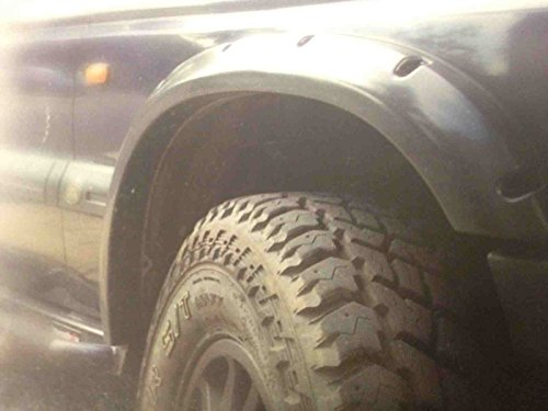 Wheels Wide Extra (LAND ROVER DISCOVERY 2 II 2″ EXTRA WIDE WHEEL ARCHES ARCH KIT TF115 TF NEW)