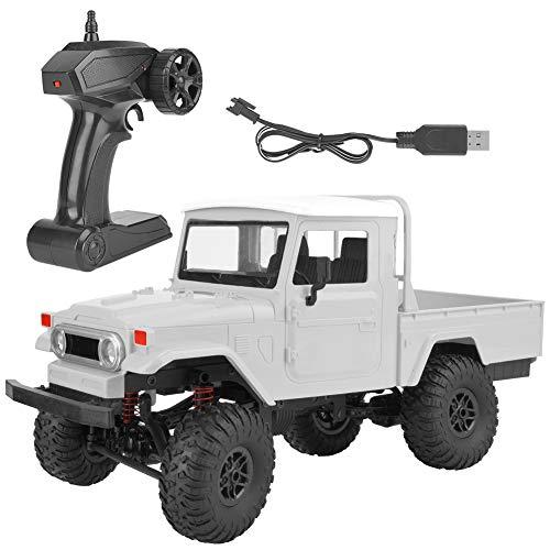 Simlug RC Car, 1/12 4WD RC Remote Control Crawler Car Model Vehículo de Juguete para Regalo, Control Remoto Distancia…