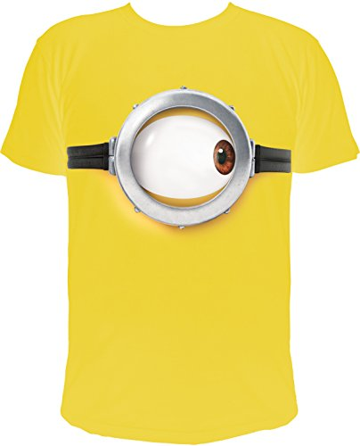 T-Shirt Minions Eye M