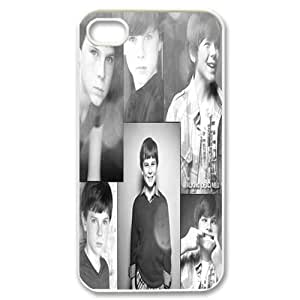 chandler riggs Hard back cover case fit for Apple Iphone 4 4s