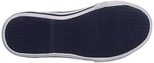 s.Oliver 44601 Jungen Sneakers Blau (Navy 805)