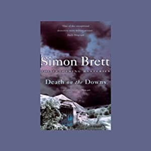 Death on the Downs Audiobook