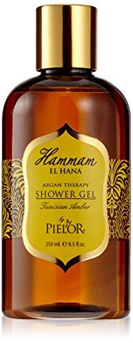 Hamman El Hana Tunisian Amber Refreshing Shower Gel , 8.5 - Scented Gel Korres Shower