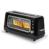 Deals on Dash Clear View Toaster DVTS501BK