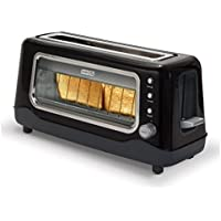 Dash Clear View 2 Slice Long Slot Toaster