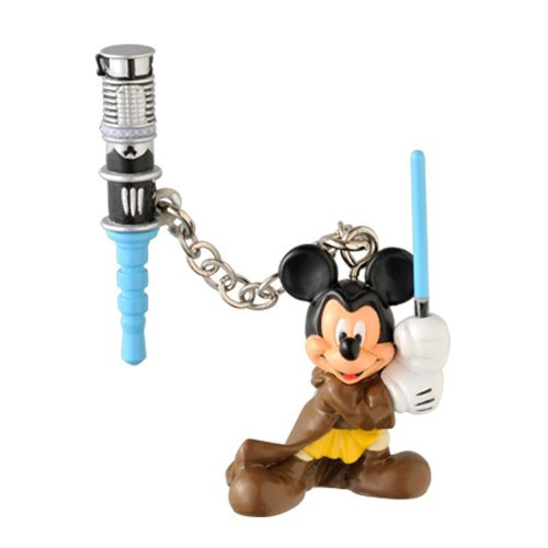 starwars Disneyland [limited] Star Wars Star Tours: The Adventure Kontenyu renewal Memorial Star Tours Limited Jedi Mickey earphone jack (japan (Disney Memorial)