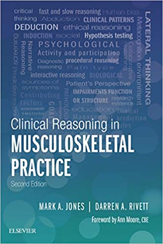 Clinical Reasoning In Musculoskeletal Practice, 2e por Mark A Jones Bsc(psych)  Pt  Graddipmanipther  Mappsc epub