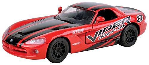 GT Racing Series 1:24 2003 Dodge Viper (2003 Dodge Viper Srt 10)