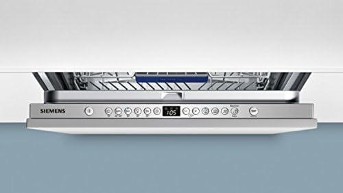 Siemens SX736X03ME lavavajilla Totalmente integrado 14 cubiertos A ...