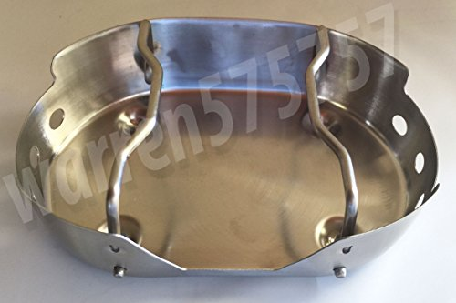 AND STOVE FOLDABLE. (STAINLESS STEEL) (Military Canteen Cup)
