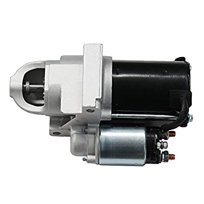 3HP High Torque New Mini Chevy PMGR Starter for SBC BBC Chevrolet,168 Tooth 9000860
