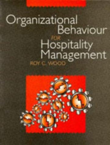 Organizational Behaviour for Hospitality Management