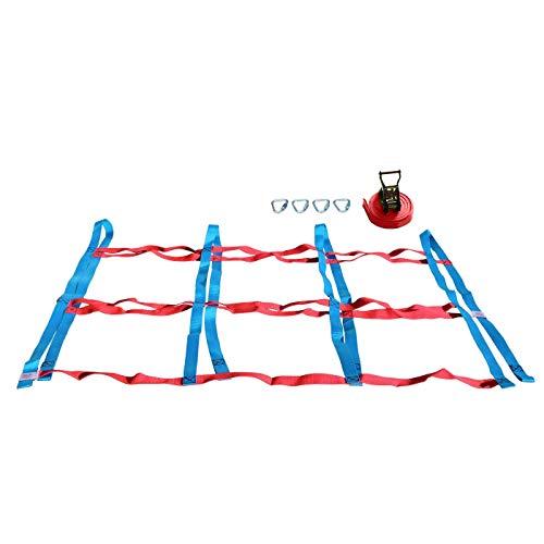 American Ninja Warrior Cargo Net