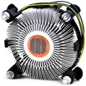 Partscollection Intel Kühlkörper Fan Für Lga1150 Lga1151 Lga1155 Lga1156 Prozessoren Computer Zubehör