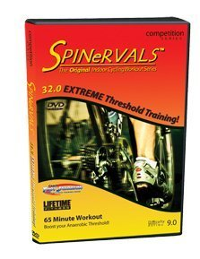 Spinervals 32.0 EXTREME Threshold Training DVD by Getting Fit by Spinervals