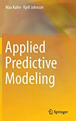 Winner of the 2014 Technometrics Ziegel Prize for Outstanding BookApplied Predictive Modeling covers the overall predictive modeling process, beginning with the crucial steps of data preprocessing, data splitting and foundations of model tuni...