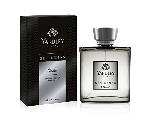 - Yardley of London Gentleman Eau de Toilette Spray, Classic, 3.4 Ounce