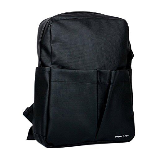 b106b37a83308 Hohe Qualität PU Leder Herren Damen Fashion Rucksack groß Kapazität Schule  Taschen Laptop Rucksäcke Schwarz 2woT1YQ