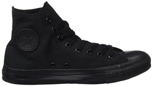 Converse Chuck Taylor Etoiles Low Top Sneakers Sneaker Mode Black Monochrome