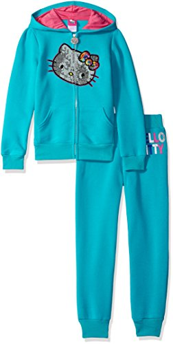 hello-kitty-big-girls-active-set-with-sliver-sequin-applique-with-rainbow-sequin-bow-blue-10