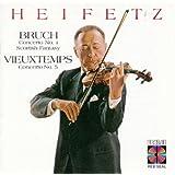 Bruch: Concertos No.1 / Scottish Fantasy / Vieuxtemps: Concerto No. 5