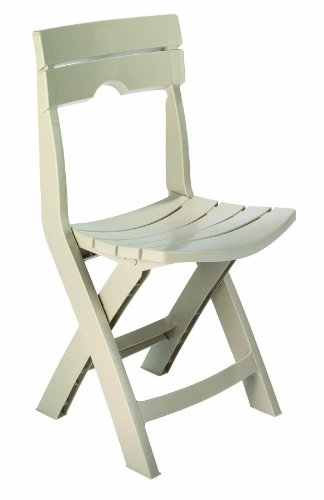 Attractive Adams Manufacturing 8575 23 3700 Quik Fold Chair, Desert Clay