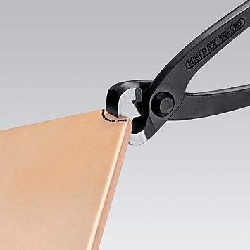 black atramentized 300 mm Concreters Nippers or Fixers Nippers KNIPEX 99 00 300 Concreters Nipper