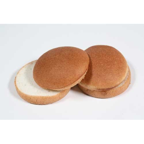 Rotellas Gluten Free Hamburger Bun, 4 inch - 6 per pack -- 12 packs per case.