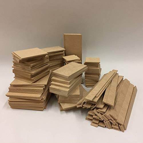 3MM MDF off-cuts - Large FR Box - perfect or lasers or crafting
