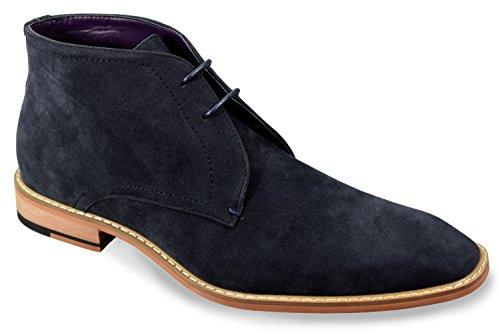 Bleu Chaussures Cavani À Lacets De Marine Pour Homme Ville x0FvF4nqw
