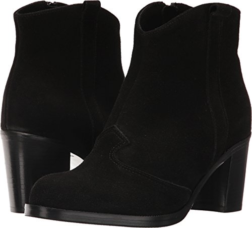 La Black Peyton Womens Canadienne Suede rB7qPr1