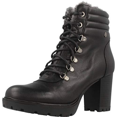 Carmela Bottines Boots Marque Boots Noir Modã¨le 66586c Noir Couleur 77HavwqxPr
