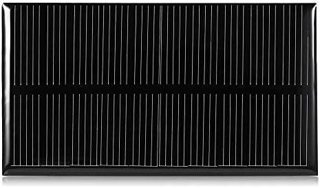 ShanShan Mu LDTR-WG0069 / D 6V 210mA 133 x 73mm Polykristalline Siliziumsolarzelle - SCHWARZ