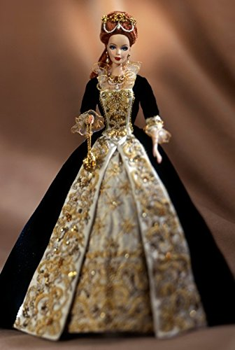 Faberge Imperial Grace Porcelain Barbie - Faberge Collectible Eggs Imperial