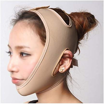JIANPING Masque raffermissant Sommeil Bandage Visage Mince Masque Face-Lift Visage V Lifting Lifting raffermissant Double Menton beauté Ceinture en V (Size : XXL)