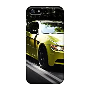 ITi3255XccT Faddish Bmw Coupe Yellow Case Cover For Iphone 5/5s