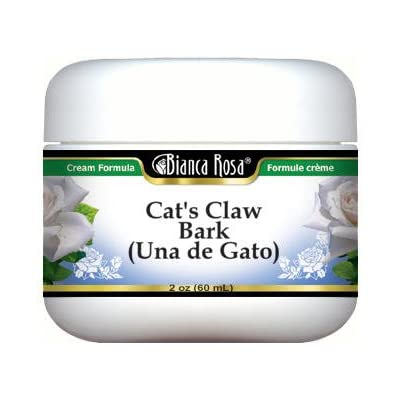 Cat's Claw Bark - UNA de Gato Cream (2 oz, ZIN: 524303): Health & Personal Care