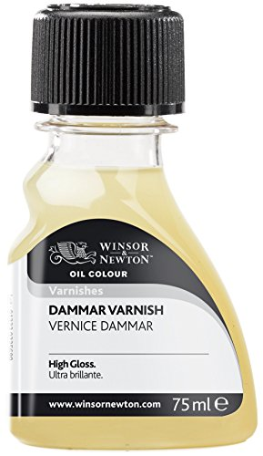 - Winsor & Newton Dammar Varnish, 75ml