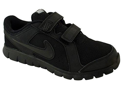 Nike Flex Experience LTR (PSV) Zapatillas de running, Niños Negro (Black / Black-Black)