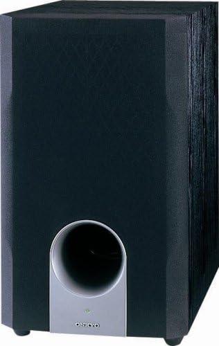 Onkyo SKW204 Bass Reflex Powered Subwoofer Black