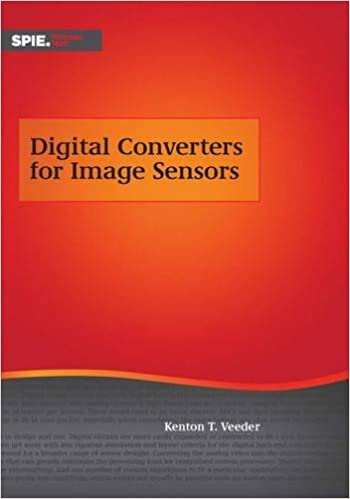Book Digital Converters for Image Sensors (Tutorial Texts)