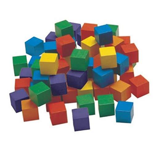 1 Wooden Cubes