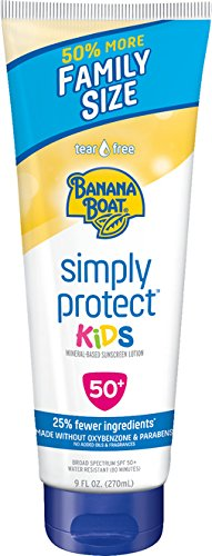 Banana Boat Mineral Sunscreen