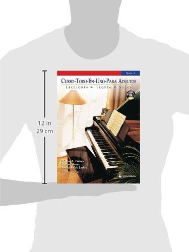 CURSO TODO EN 1 ADULTOS 2+CD (Didattica musicali): Amazon.es ...