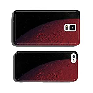 Mars Scientific illustration - planetary landscape cell phone cover case iPhone6 Plus