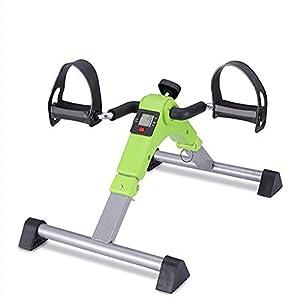 LIUQIGRASS Vélo De Rééducation, Pied Portable, Main, Bras, Jambe Exercice Exercice Pédaler Machine, Fitness Rehab…